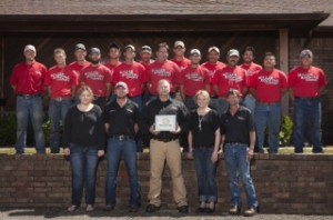 Miller Roofing Staff Photo